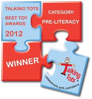 TT Award 2012 PreLit Winner