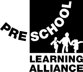 Pre-school Learning Alliance Logo Black
